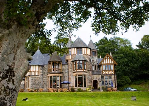 Knockderry Country House Hotel in Scotland