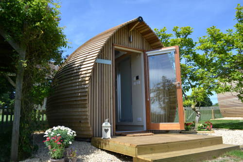 Foxfield Glamping in Bath
