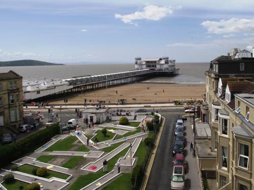 The Sandringham Hotel in Weston-Super-Mare