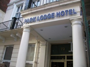 Park Lodge Hotel in London