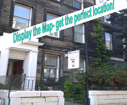 Valentine City Centre Guest House in Edinburgh