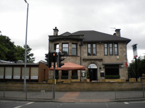 The Fullarton Park Hotel in Glasgow
