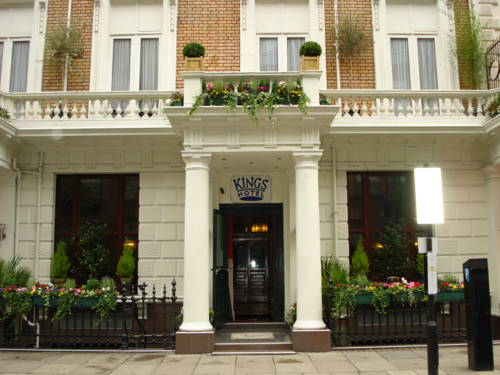 Kings Hotel in London