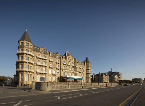The Grand Atlantic Hotel in Weston-Super-Mare