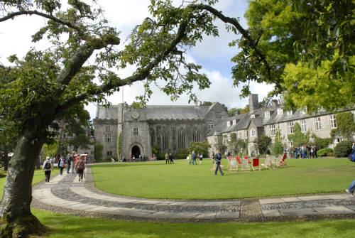 Dartington Hall in Paignton