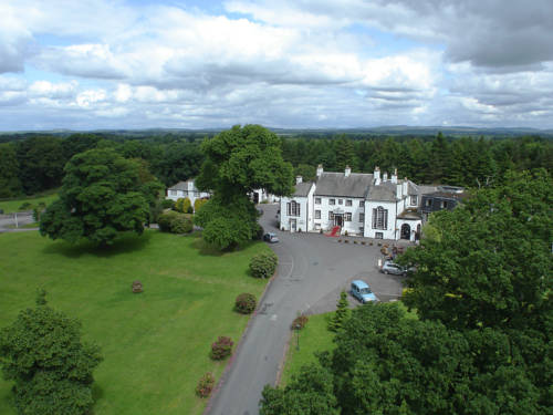 Gretna Hall Hotel in The Lakes
