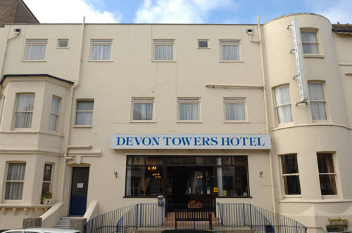 Devon Towers in Bournemouth