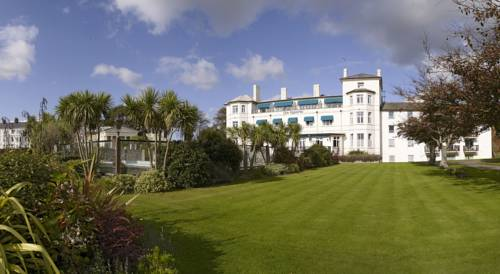 The Imperial Hotel in Devon