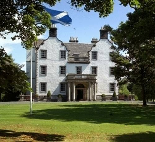 Prestonfield House in Scotland