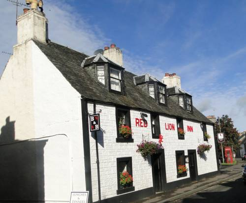 The Red Lion Inn in Scotland