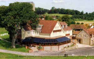 The Sussex Pad Hotel in 