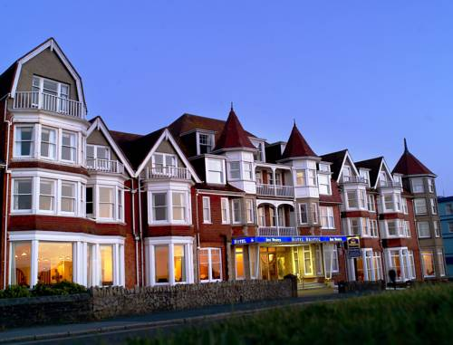 Best Western Hotel Bristol in Cornwall