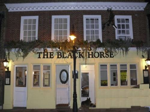 The Black Horse Inn in Canterbury