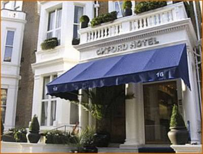 Oxford Hotel in London