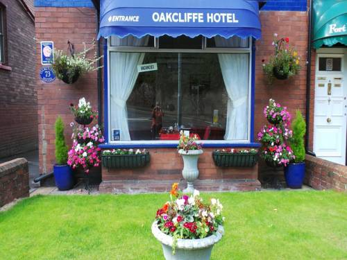 Oakcliffe Hotel in Devon