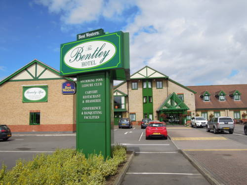 Best Western Plus Bentley Hotel, Leisure Club and Spa