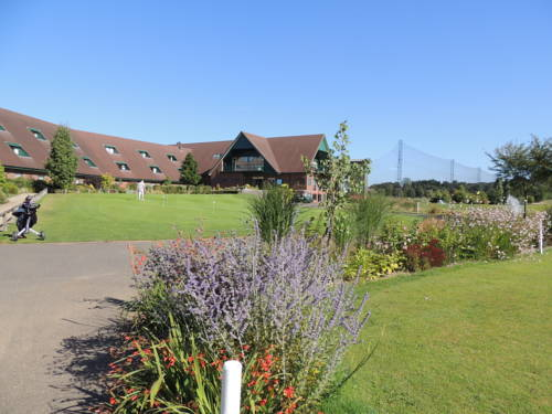 Ufford Park Hotel, Golf and Spa