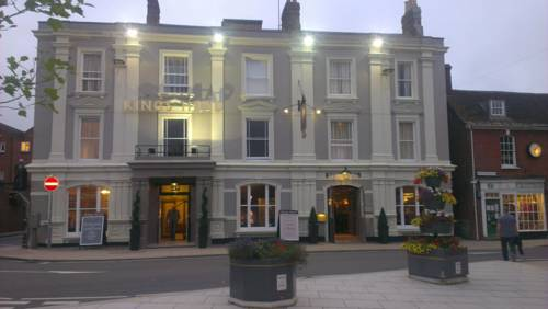 King's Head Hotel in Bournemouth