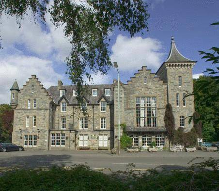 Birnam Hotel in Scotland
