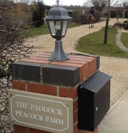 The Paddock at Peacock Farm