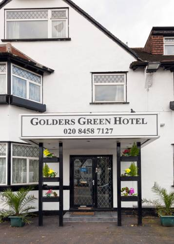 Golders Green Hotel in London