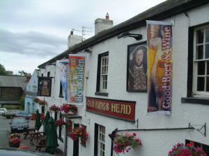 Old Kings Head in Cumbria