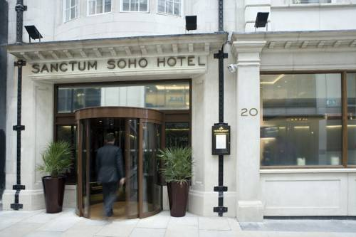 Sanctum Soho Hotel in London