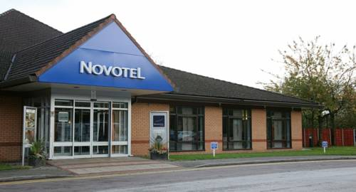 Novotel Manchester West in Bolton