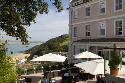 St Ives Harbour Hotel and Spa in Cornwall