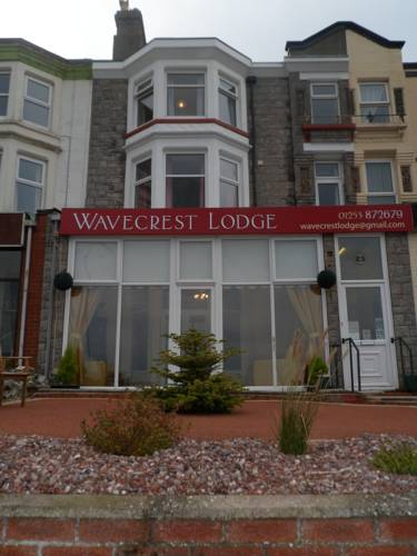 Wavecrest Lodge in Blackpool
