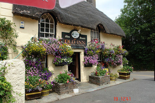 The Old Inn in Cornwall