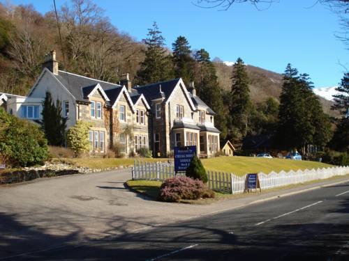 Creag Mhor Lodge in Scotland