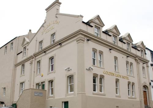 The Golden Lion Hotel in Cumbria