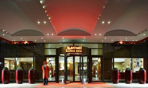 London Marriott Hotel Marble Arch in London