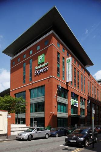 Holiday Inn Express Birmingham City Centre in Birmingham