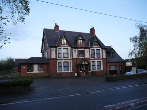 Rowton Court Hotel