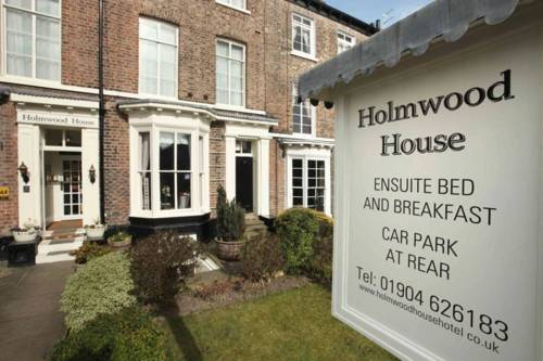 Holmwood House Guest Accommodation in York