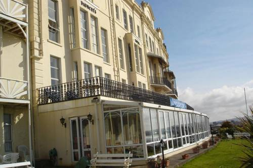 Daunceys Hotel in Weston-Super-Mare