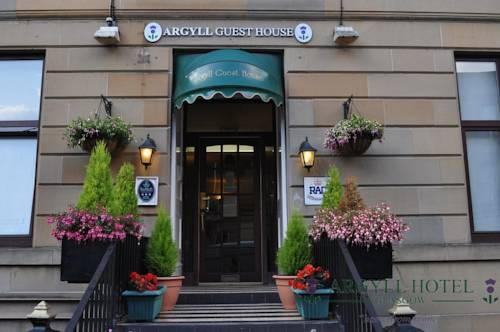 Argyll Guest House in Glasgow