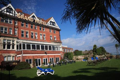 Grand Hotel Swanage in Bournemouth
