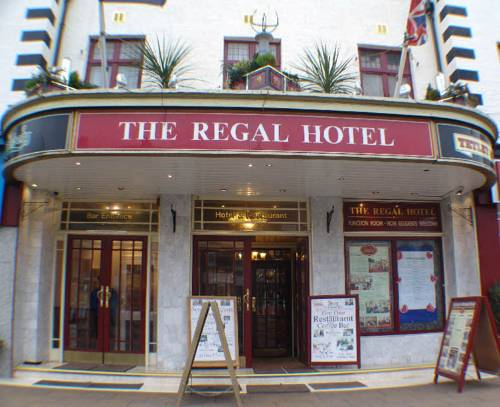 The Regal Hotel in Blackpool