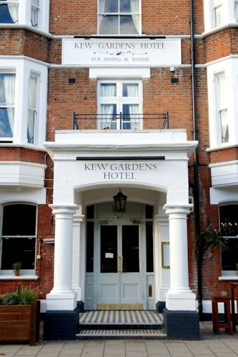 Kew Gardens Hotel in London