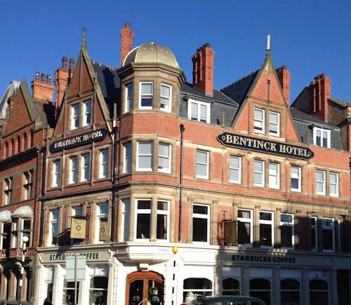 Bentinck Hotel in Nottingham