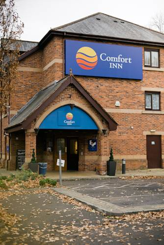 Comfort Inn Manchester North in Manchester