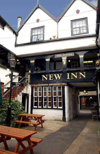 The New Inn – RelaxInnz in Cheltenham
