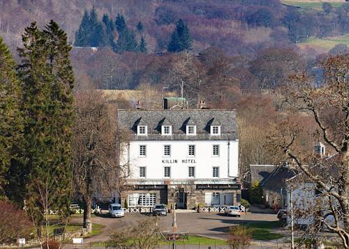Killin Hotel in Scotland