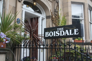 Boisdale Hotel in Edinburgh