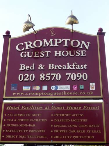 Crompton Guest House in 