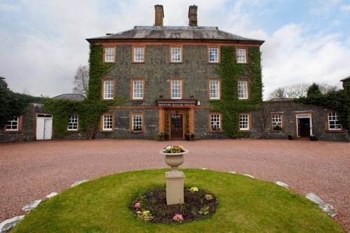 Best Western Moffat House Hotel in Scotland