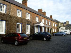 The Blue Bell Hotel in Northumberland